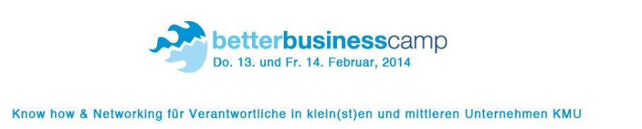 Better Business Camp 2014